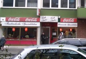 Hat für hungrige Gäste immer einen (oder zwei oder zwanzig) Plätze frei: Linh a.k.a. Link