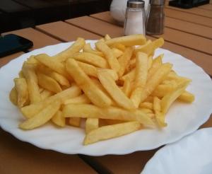 Der Genussoptimierer vom Dienst weiß, dass matschig gekochte Kartoffeln nicht gegen knusprig durchfrittierte Pommes anstinken können.